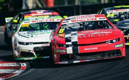 Nel 2020 la NASCAR Whelen Euro Series a Vallelunga