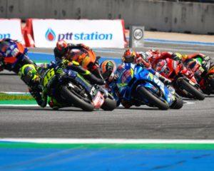 MotoGP: l'impegno degli impianti frenanti a Motegi
