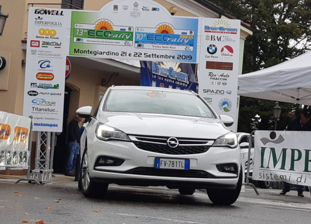 Il nostro Ecorally con Opel Astra Sports Tourer ecoM