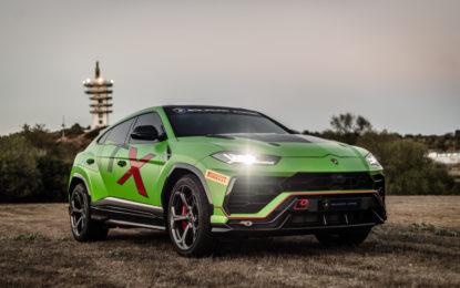 Lamborghini: due anteprime mondiali alle World Finals