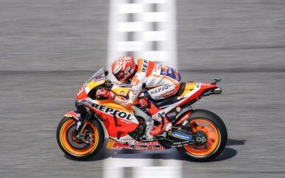 Marquez vince in Thailandia ed è di nuovo Campione