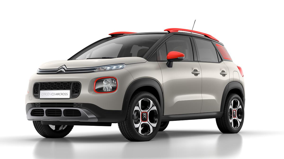 Citroën partner di Bimbinfiera con la gamma SUV Aircross