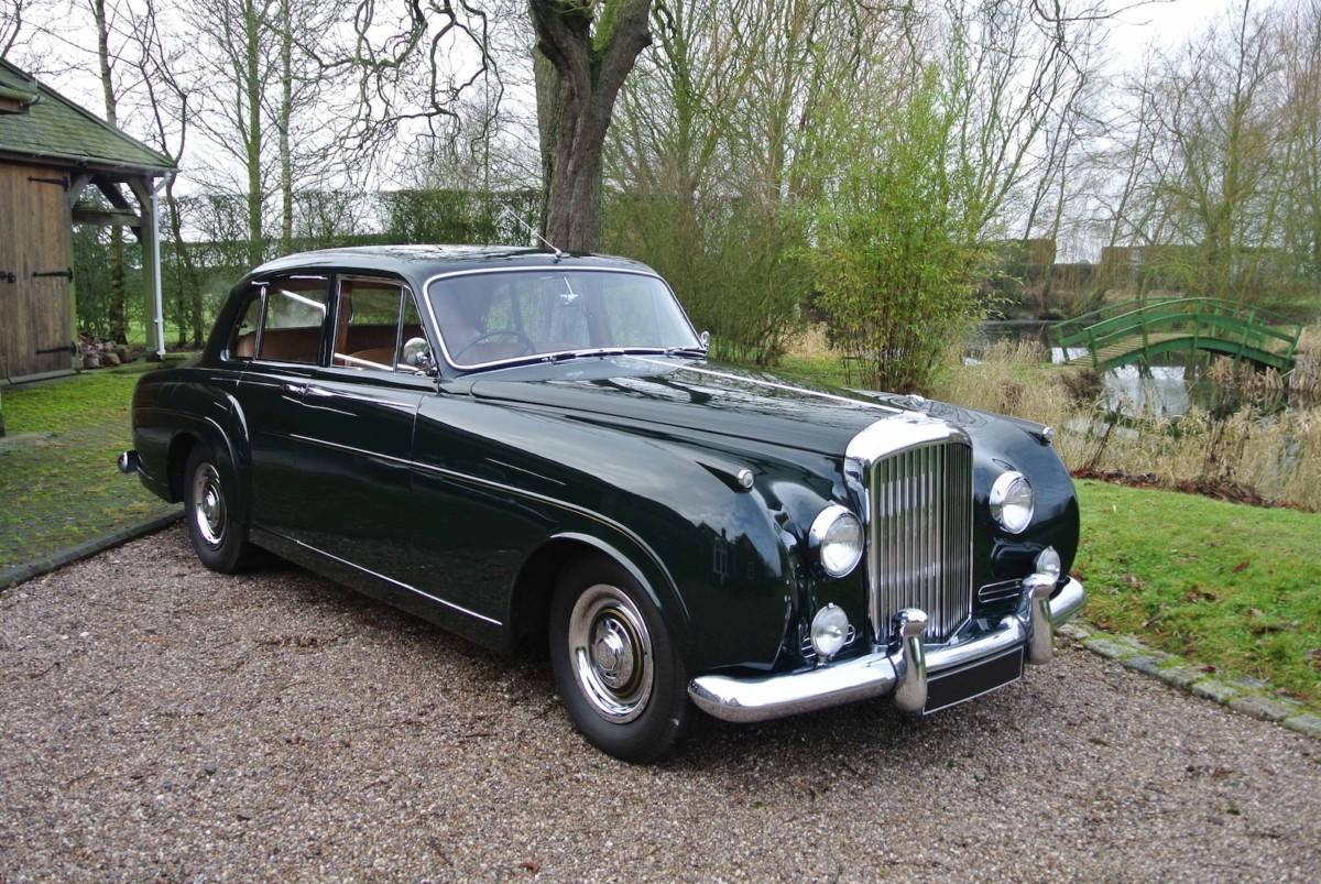 Bentley ad Auto e Moto d'Epoca, tra passato e presente