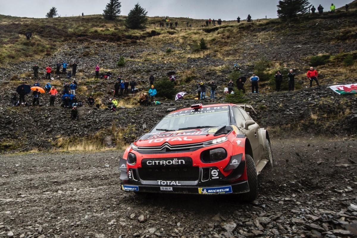 Ogier lascia e Citroën mette fine all'impegno nel WRC