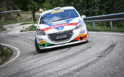 Rally Due Valli: Peugeot e Ciuffi puntano a chiudere il campionato