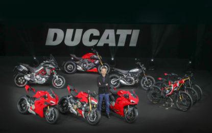 Ducati anticipa EICMA con le grandi novità 2020
