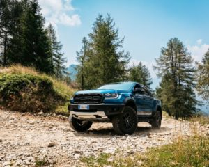 "Ford Ranger Raptor ""Eat My Dust"""