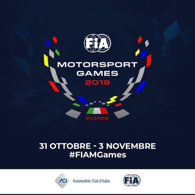 A Vallelunga si scaldano i motori per i FIA Motorsport Games