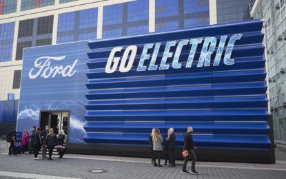 Ford Go Electric al Festival della Scienza di Genova