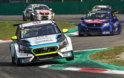 La Hyundai i30 N TCR vince il TCR Europe