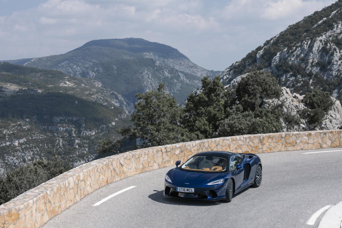McLaren a Padova con P1 e GT