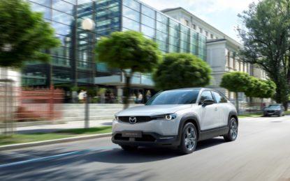 Mazda MX-30 Launch Edition: al via i preordini