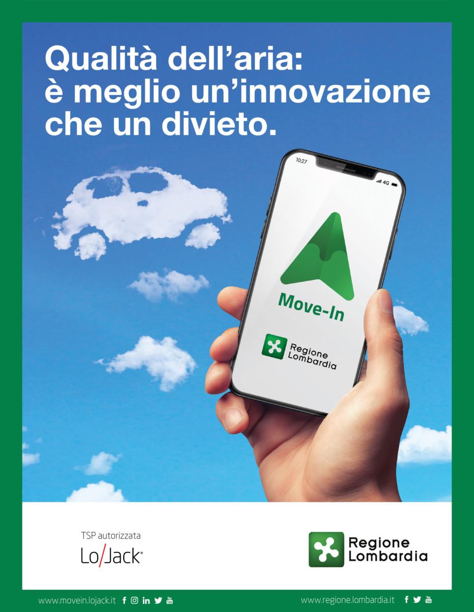 LoJack partner di Regione Lombardia nel progetto MoVe-In