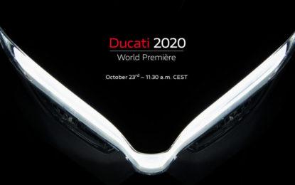 Ducati World Première 2020: come seguirla live