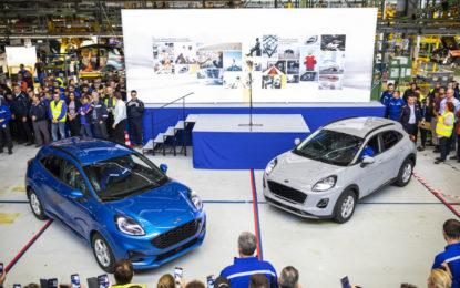 Iniziata la produzione di Ford Puma