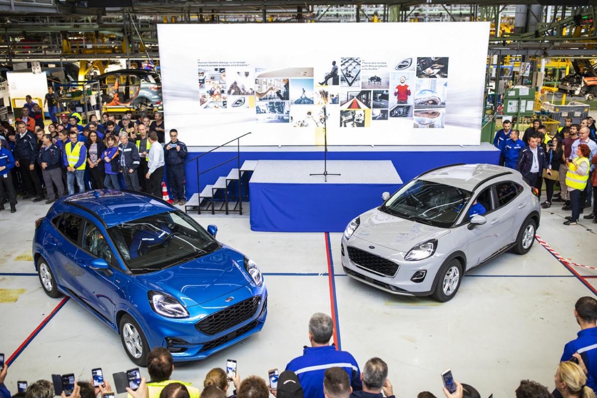 Iniziata La Produzione Di Ford Puma Motorinolimits Com