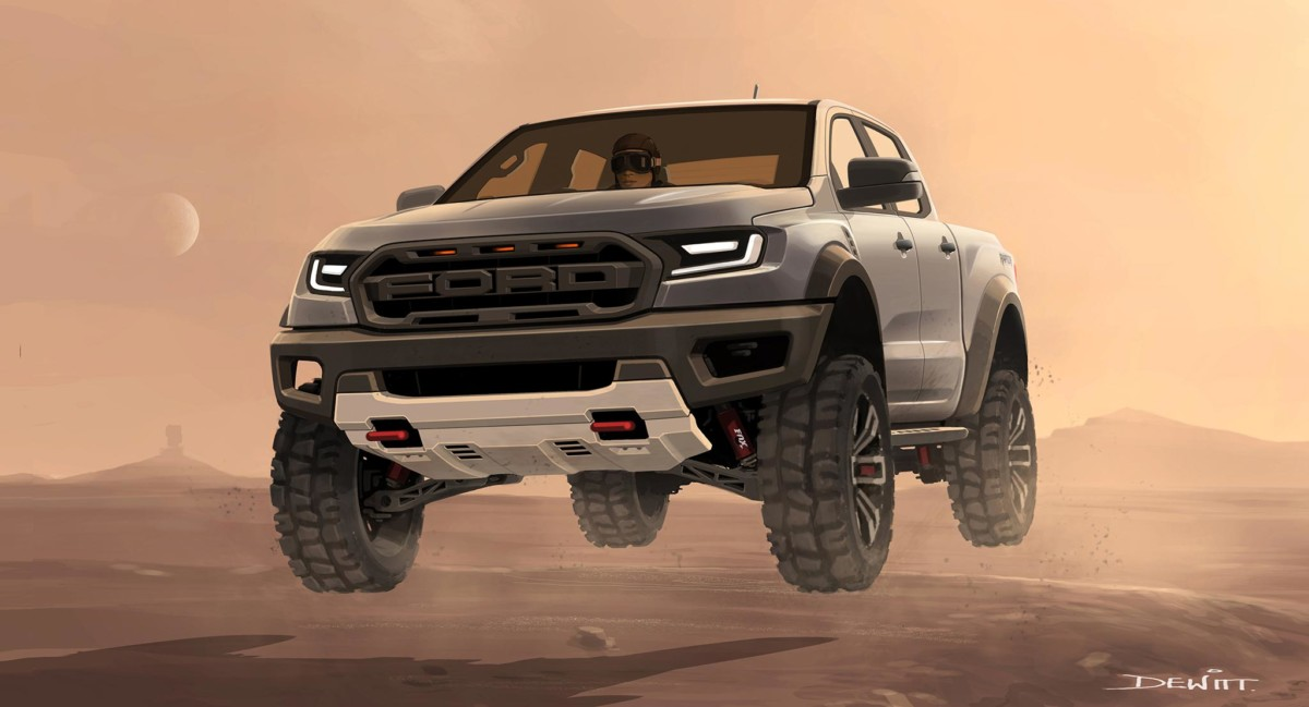 Ford e Ranger Raptor protagonisti di Forza Horizon 4