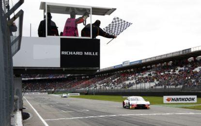DTM: Rast vince anche a Hockenheim