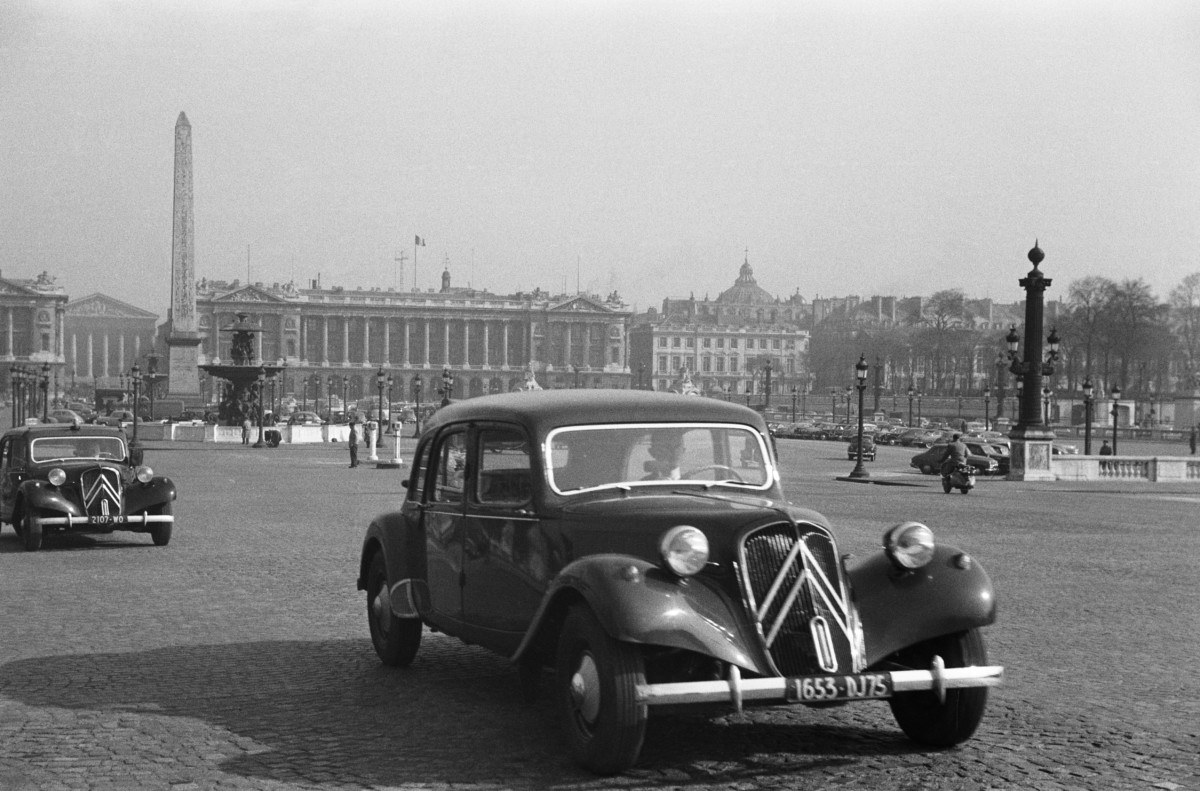 Citroën festeggia il centenario a Padova con due icone