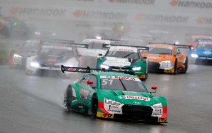 Hockenheim: Müller vince Gara 2 ed è vicecampione DTM 2019