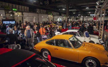 Si scaldano i motori per la 9° edizione di Milano AutoClassica