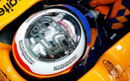 McLaren Racing e MindMaze: partnership pluriennale in F1