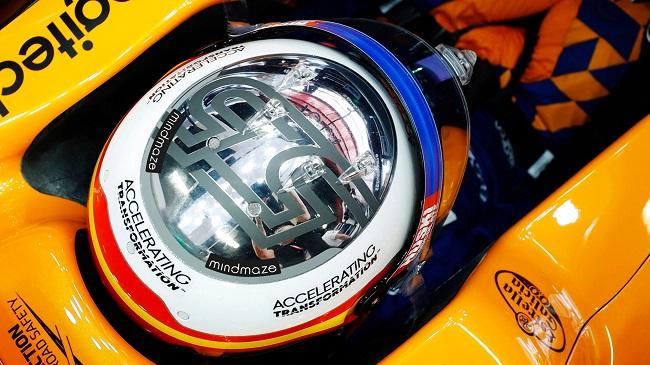 McLaren Racing e MindMaze: partnership pluriennale in F1