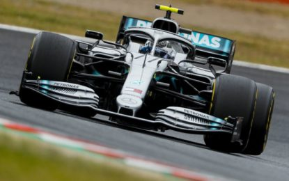 Giappone: Mercedes, Verstappen e le Ferrari nelle FP2