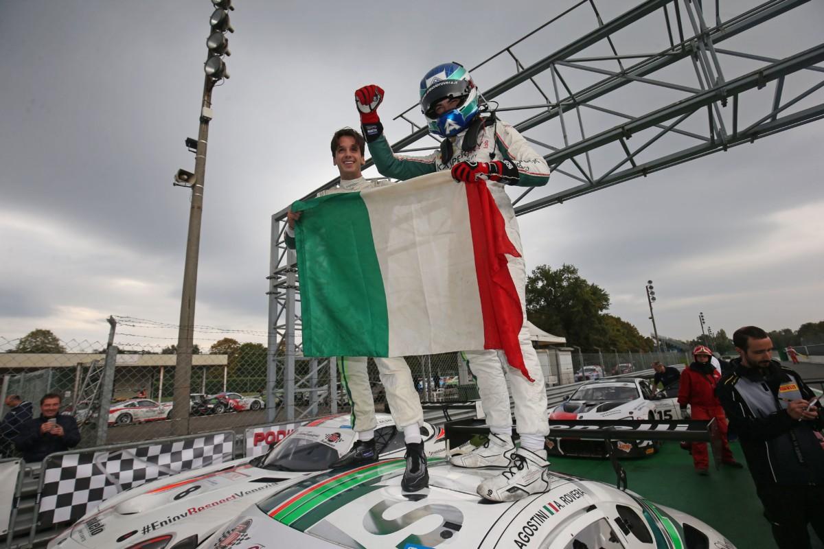 A Monza si concludono gli ACI Racing Weekend 2019
