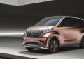 Nissan IMk, il concept a zero emissioni