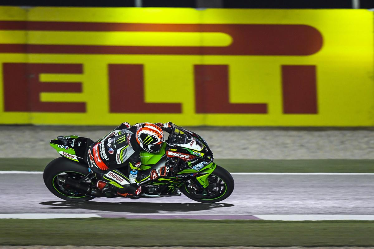 WSBK: Rea vince Gara 1 in Qatar. Kawasaki il quinto Titolo consecutivo