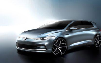 In diretta qui alle 18.30 la presentazione della nuova VW Golf