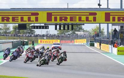 Pirelli confermata fornitore ufficiale Superbike fino al 2023