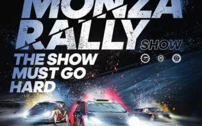Monza Rally Show: aperte le vendite biglietti