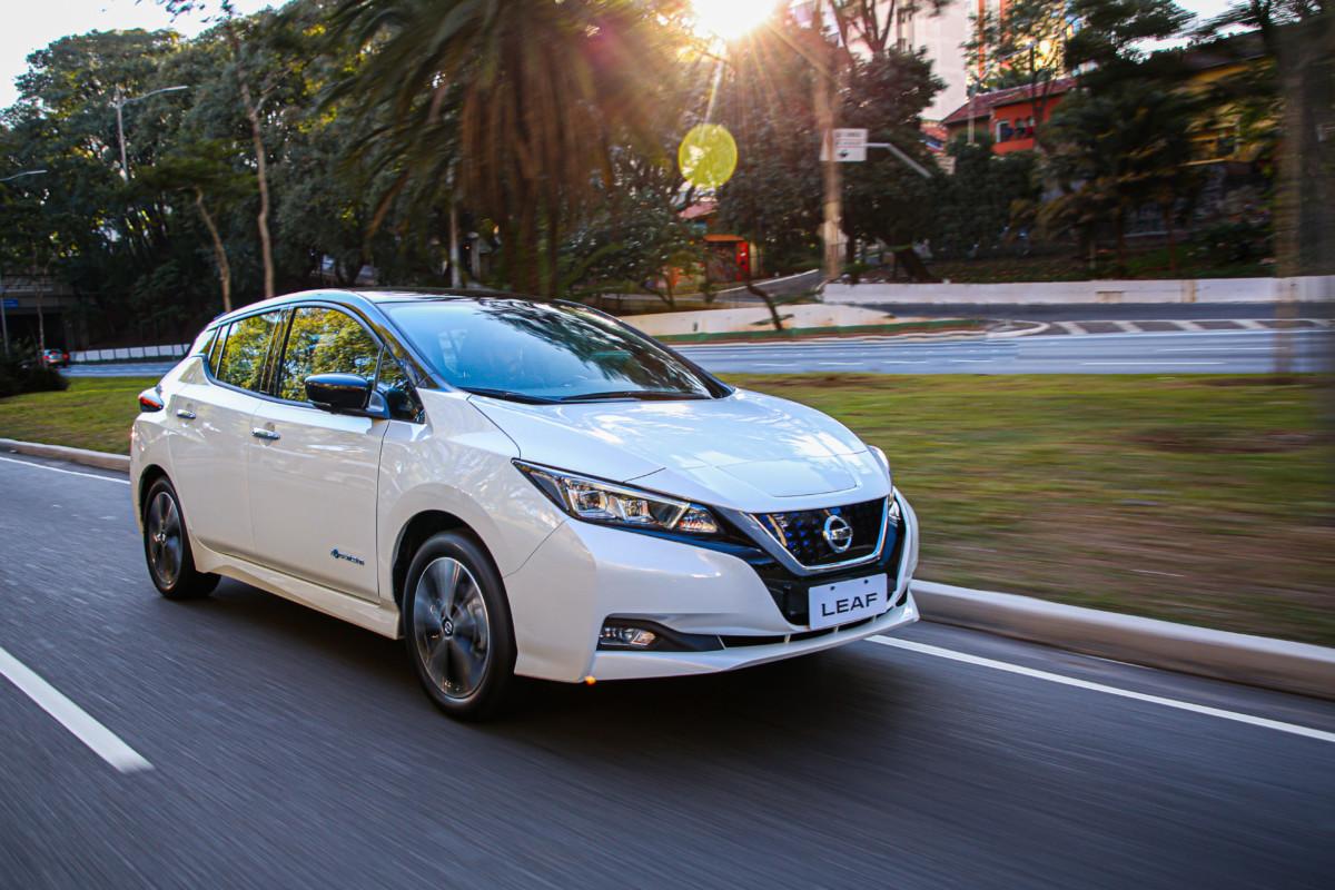 Nissan a No Smog Mobility 2019