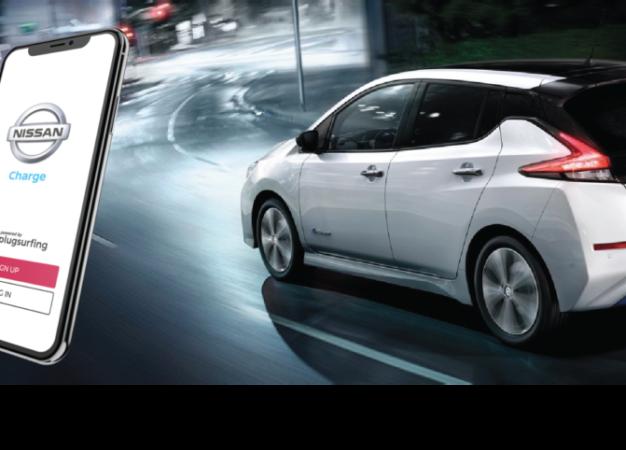 Nissan Charge: ricaricare è ancora più facile