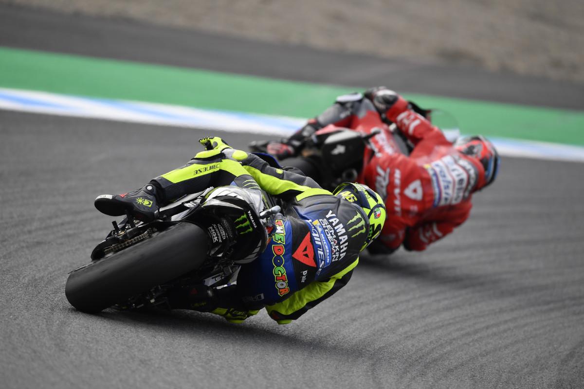 MotoGP: l'impegno degli impianti frenanti a Valencia 2019