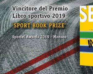 SENNA INEDITO miglior libro a tema sportivo dell'anno