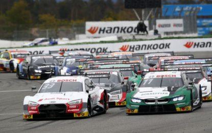 DTM: il coronavirus fa saltare i test pre-campionato da Monza a Hockenheim