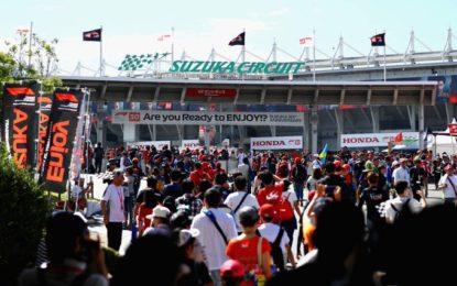 Suzuka: sabato chiuso per tifone Hagabis. Qualifiche e gara domenica
