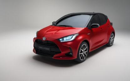 Nuova Toyota Yaris