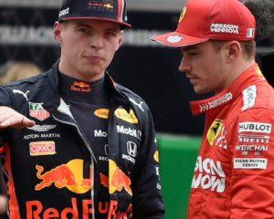 Leclerc ammette che lui e Verstappen si odiavano. E condivide l'idea di Elkann
