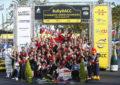 Ott Tänak campione del mondo Rally con la Toyota Yaris WRC