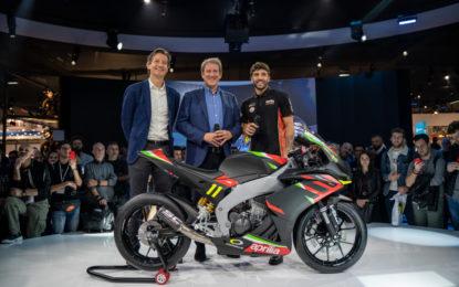 Nasce il Campionato Italiano FMI Aprilia Sport Production