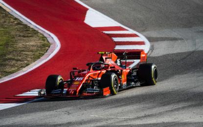 USA: Leclerc e Vettel dopo le libere in stile test invernali