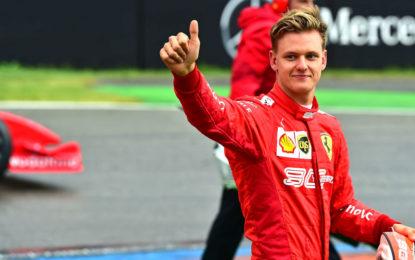 Timo Gans responsabile PR per Mick Schumacher