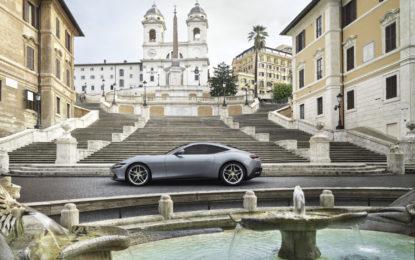 Ferrari Roma: icona del design italiano