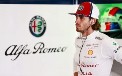 Alfa Romeo Racing e Antonio Giovinazzi insieme anche nel 2020