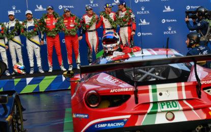 Ferrari: vittoria storica alla 4 Ore di Shanghai