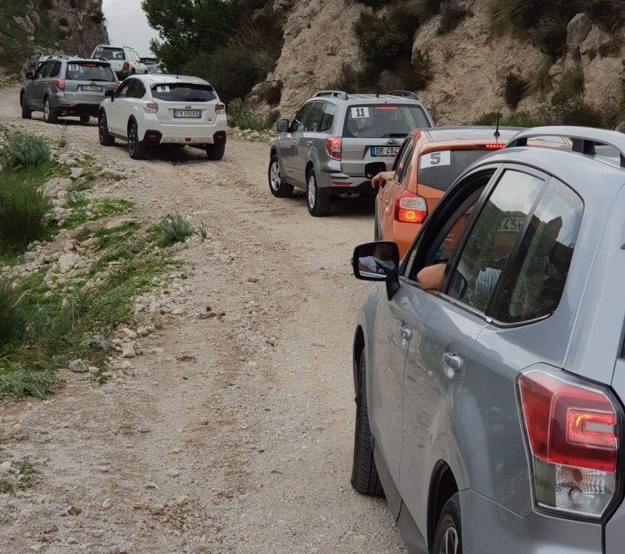 In Sicilia l'ultima tappa del Subaru4Fun 2019